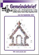 Gemeindebrief Juni-Sept. 2021