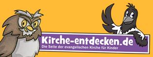 Kirche entdecken für Kinder